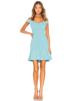 Anise Mini Dress by Rebecca Vallance