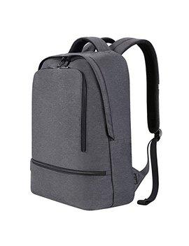Back To School, Reyleo Backpack Laptop Bag School Rucksack Waterproof Daypack For Men Women, Work, Travel, College   21 L / Grey Rb03 by Reyleo