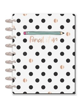 Planners The Happy Planner White by Shop All The Happy Planner