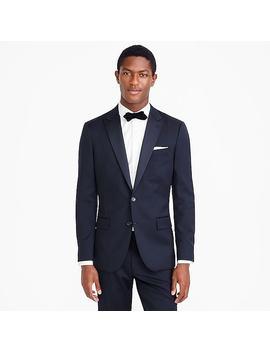 The Ludlow Tuxedo In Italian Wool by J.Crew