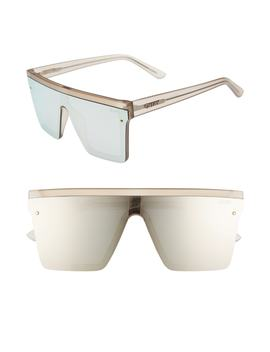 Hindsight 67mm Shield Sunglasses by Quay Australia