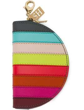 Stripe Coin Purse by Sophie Hulme