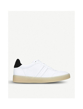 Pia Leather Trainers by Michael Michael Kors