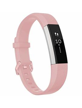 Humenn For Fitbit Alta Hr Strap, Adjustable Replacement Sport Accessory Wristband Strap For Fitbit Alta/Alta Hr Fitness Tracker Small Large 15 Colours by Humenn