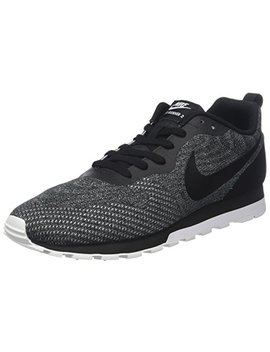 Nike Men's Md Runner 2 Eng Mesh Low Top Sneakers by Nike