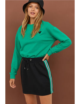 Scuba Skirt by H&M