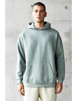 Oversized Heavyweight Hoodie by Boohoo