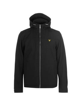 Soft Shell Jacket  by Lyle And Scott