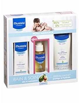 Mustela Bath & Care Normal Skin Set by Mustela