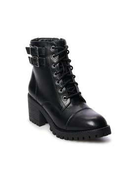 Madden Nyc Hazie Women's Combat Boots by Kohl's