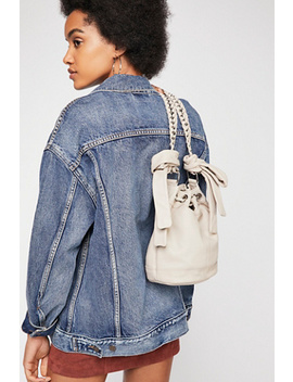 Holly Bow Bucket Bag by Free People