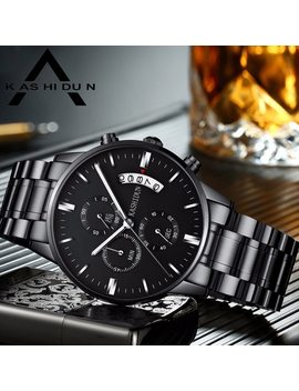 Kashidun Relogio Masculino Men Watches Luxury Famous Top Brand Men's Sports Casual Dress Military Army Quartz Wristwatches Saat by Kashidun