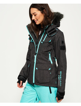 Ultimate Snow Service Jacket by Superdry