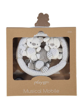 White Home Musical Mobile by Playgro