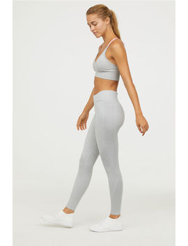 Seamless Träningstights by H&M