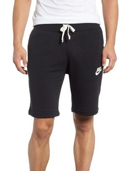 Heritage Knit Shorts by Nike