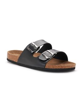 Men's Rock & Republic Double Buckle Sandals by Kohl's