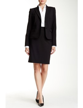 Suit Skirt by Modern American Designer