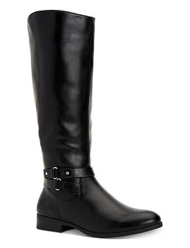Kindell Riding Boots, Created For Macy's by Style & Co