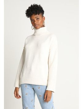 Super Soft Roll Neck   Strickpullover by Topshop