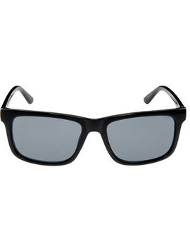 Black Mod Preppy Sunglasses by Timberland