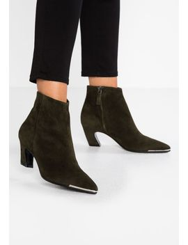 Ankle Boots by Alberto Zago
