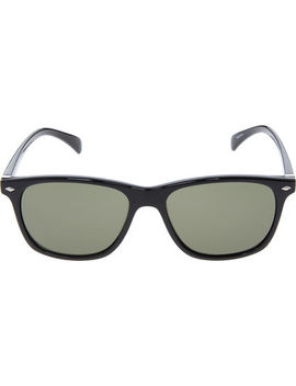 Gloss Black Sunglasses by Timberland