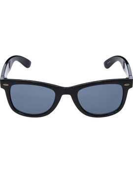 Black Square Sunglasses by Timberland