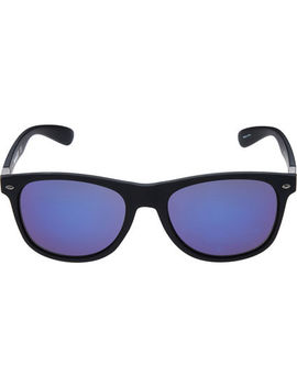 Black Matte Preppy Sunglasses by Timberland