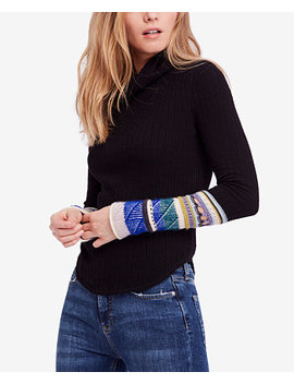Mixed Up Cuff Thermal Top by Free People