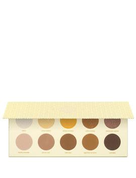 Blanc Fusion Eyeshadow Palette by Zoeva