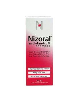 Nizoral Anti Dandruff Shampoo, 60 Ml by Nizoral