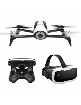 Parrot Bebop 2 Quadcopter Drone With Skycontroller 2 & Cockpit Fpv Glasses, 14 Mp Lens With Full Hd Video And Return To Home by Parrot