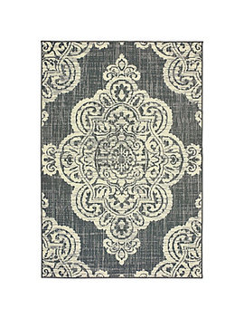Carmet Indoor/Outdoor Rug   Atlantic by Z Gallerie