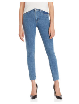 Charged Up 721 High Rise Skinny Jeans by Levi's