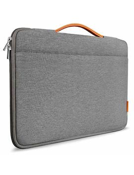 Inateck 13 13.3 Inch Laptop Sleeve Case Cover Briefcases For Macbook Air/Macbook Pro Retina, 13'' Mac Book Pro 2018/2017/2016, 12.3 Surface Pro 1/2/3/4/, Surface Pro 2017, Surface Laptop 2017 Dark Gray by Inateck