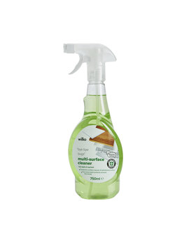 Wilko Fuji Apple And Apricot Multi Surface        Spray 750ml by Wilko