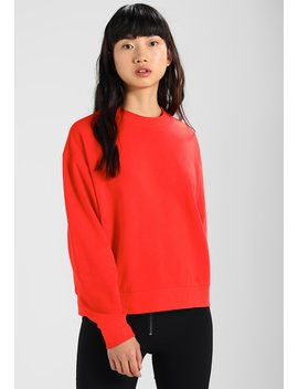Huge Cropped   Sweatshirt by Weekday