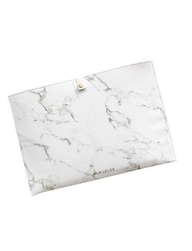 Whthteey Marble File Folder Clipboard Portfolio Document Organizer Luxury File Holder by Whthteey