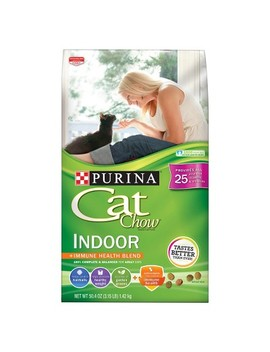 Purina® Cat Chow Indoor Dry Cat Food by Shop All Purina Cat Chow