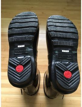Hunter Original Short Gloss Womens Boots   Wfs1000rgl Gra 8 by Hunter