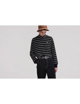 Lazy Oaf Stripey Long Sleeve T Shirt by Lazy Oaf