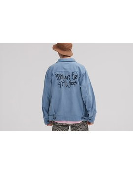Lazy Oaf What Is This? Jacket by Lazy Oaf