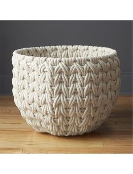 Conway Large Basket by Crate&Barrel