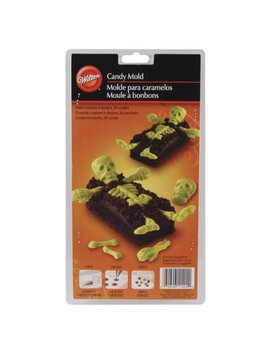 Wilton Skeleton Bones Candy Mold by Wilton