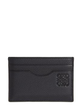 Calfskin Leather Card Case by Loewe