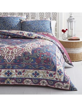 Bungalow Rose Danae Reversible Duvet Cover Set & Reviews by Bungalow Rose