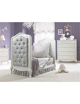 Dolce Babi® Angelina Traditional 3 In 1 Convertible Crib In Pearl by Bed Bath And Beyond