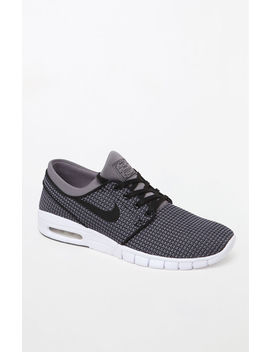 Air Max Janoski Gray Shoes by Nike Sb