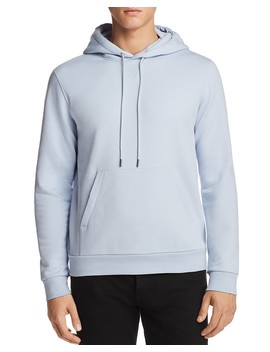 Essential Hooded Sweatshirt by Theory
